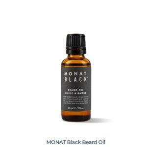 Monat Black Beard oil
